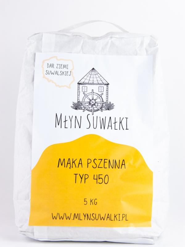 Mąka pszenna TYP 450 - 5kg