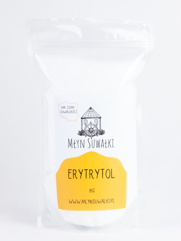 ERYTROL cukier ERYTRYTOL niskokaloryczny 1kg