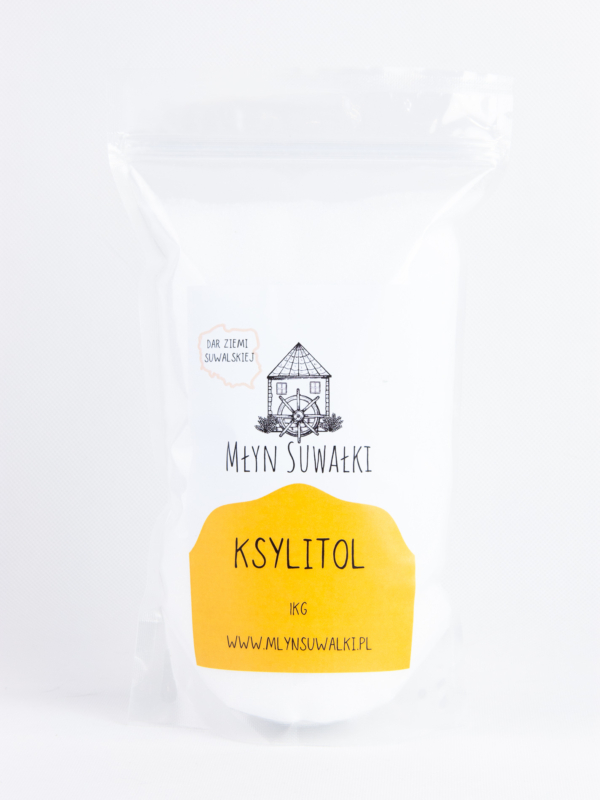 KSYLITOL xylitol ZDROWY FIŃSKI CUKIER 1kg